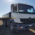 Mercdes Benz Water Tankier